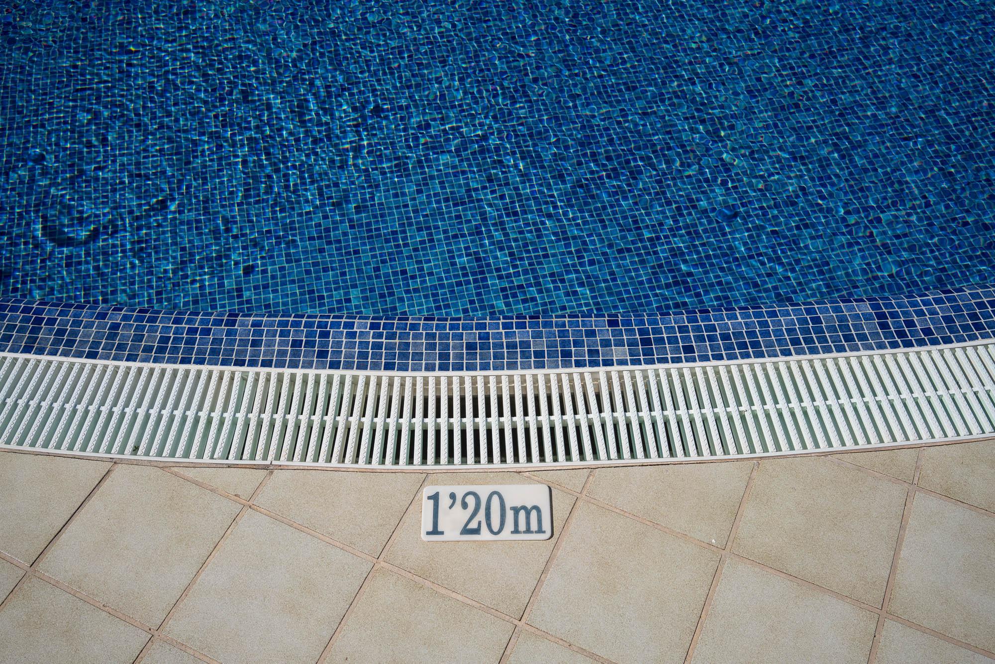 Ein Meter zwanzig