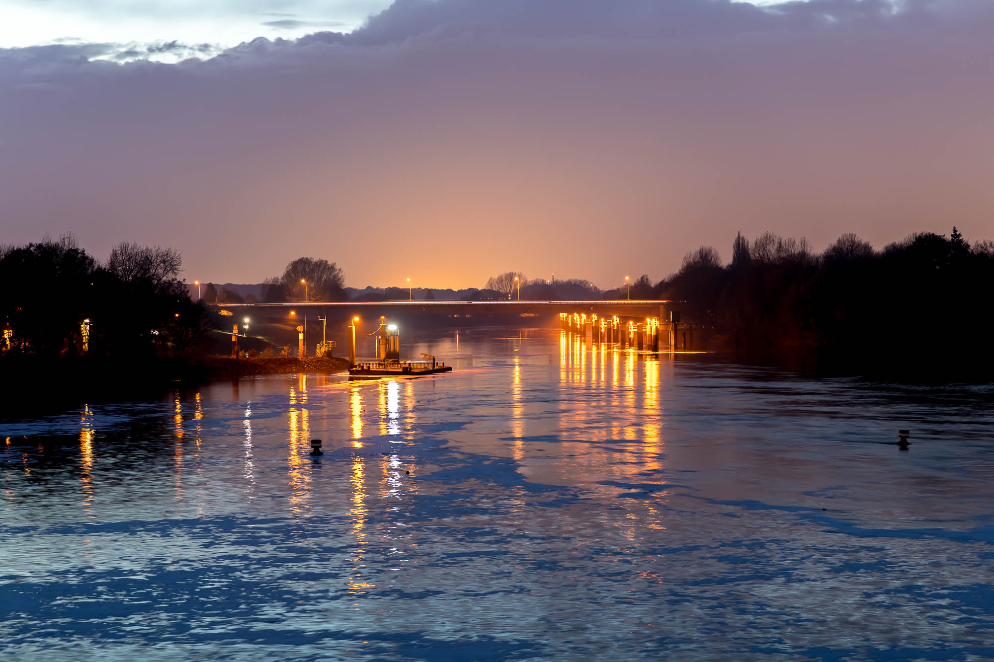 Weserabwärts
