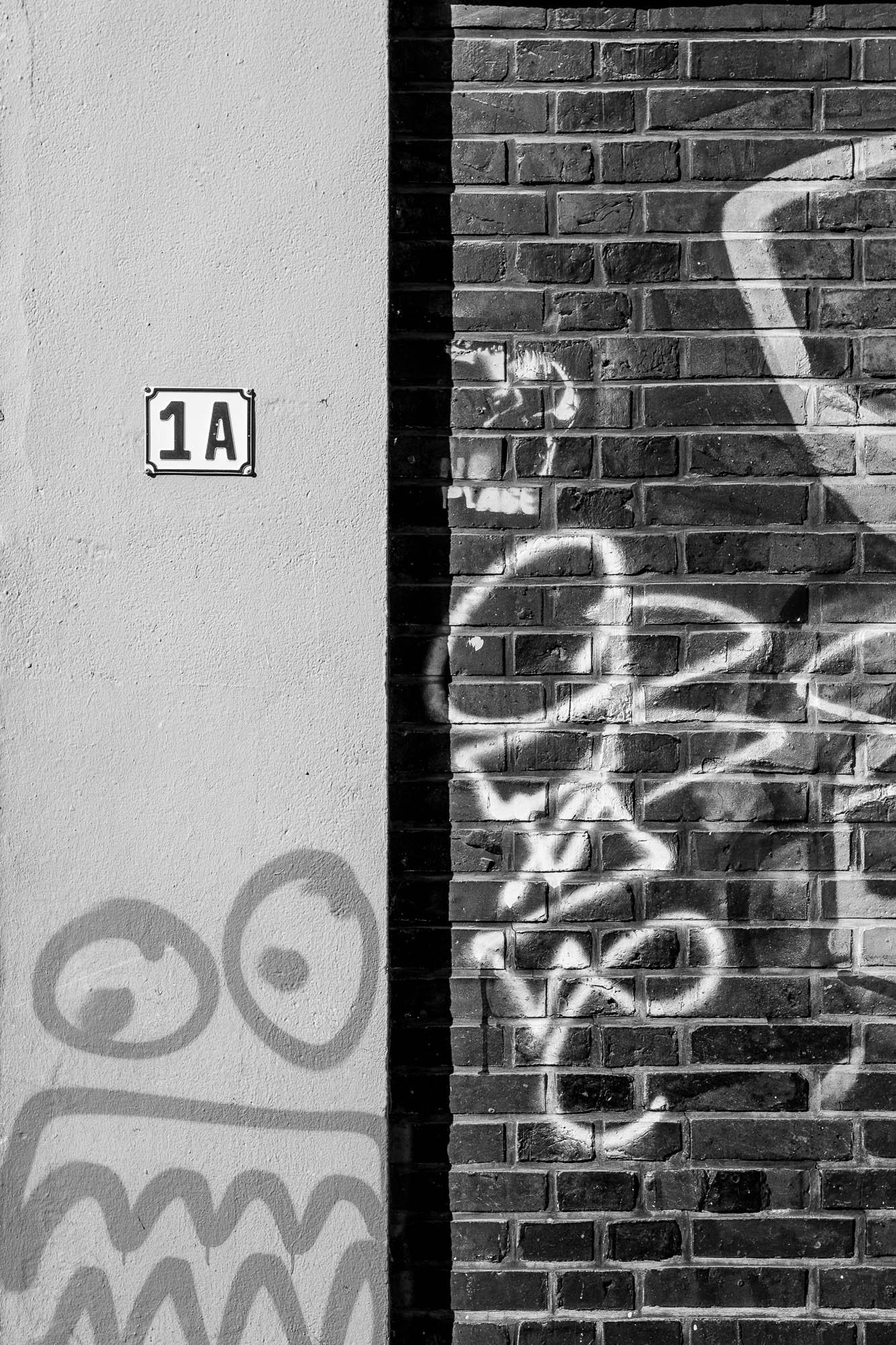1a Graffiti